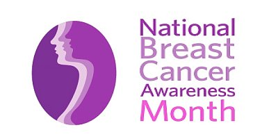 National breast cancer logos
